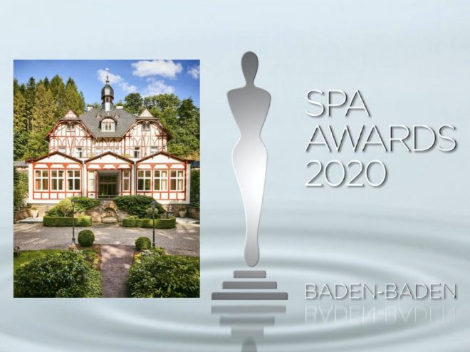 """Spa Awards 2020: Das Ayurveda Parkschlösschen gewinnt in der Kategorie """"Medical & Health Concepts"""""""